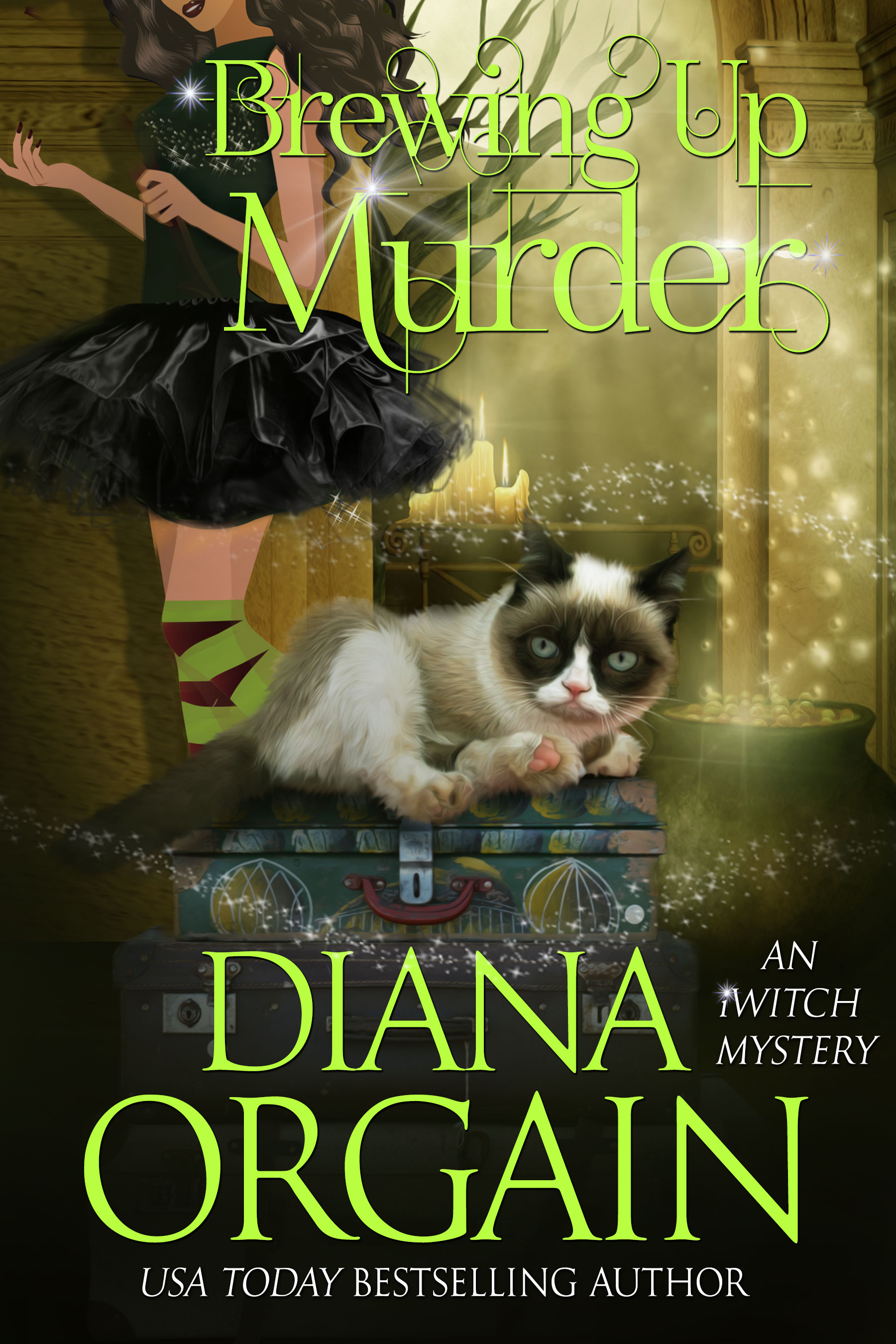 Bundle Of Trouble Humorous Mystery Novels Maternal Instincts
